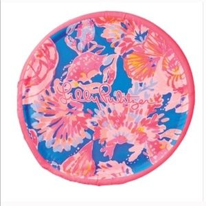 Lilly Pulitzer Flying Disc GWP